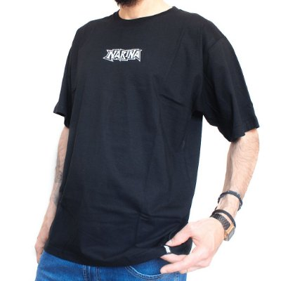 Camiseta Narina Skateboards Refletiva