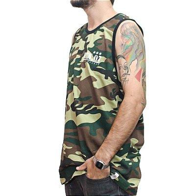 Camiseta Regata Foton Skateboards Camufla FTN