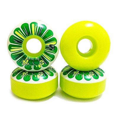 Roda Moog Citrus Limão - 51mm