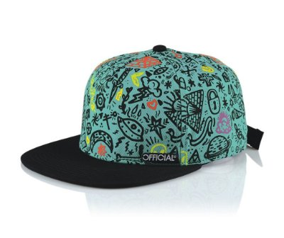 Boné Official Strapback #Ufolife