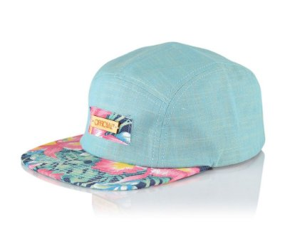 Boné Fivepanel Aba Reta Official Resort Bamboo