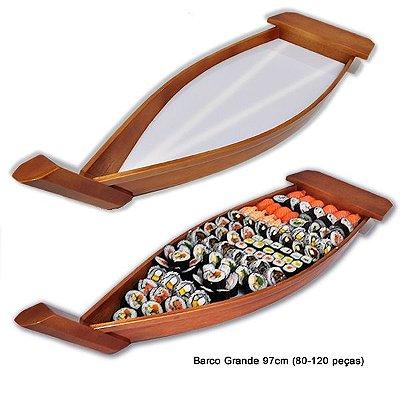 Barco Para Sushi Grande