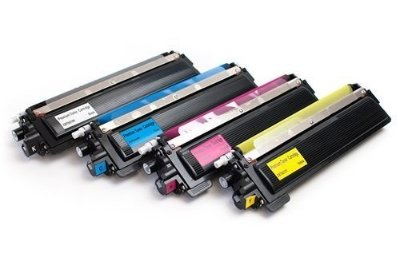 Kit Toner compatível Brother TN 210C