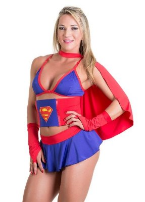 Fantasia Super Mulher