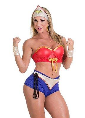 Fantasia Mulher Maravilha