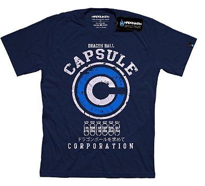 Camiseta Capsule Corp.