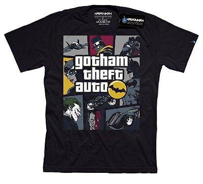 Camiseta Gotham Theft  Auto
