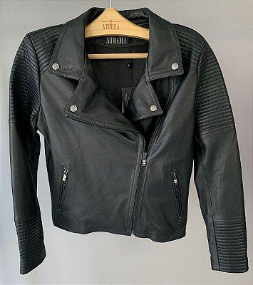 Jaqueta perfecto preta