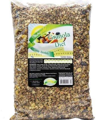 Granola Diet (1Kg) - Nutrigold