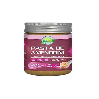 Pasta de amendoim com castaha do pra e caju 500g nutrigold