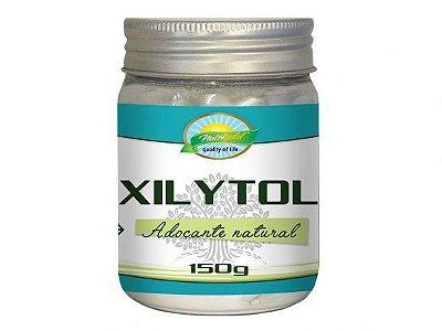 Xilytol 150g nutrigold adoçante natural.saboroso,baixo teor calórico não prejudica os dentes 100% natural