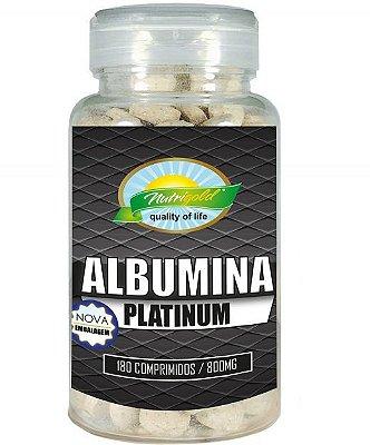 Albumina platinum 180 copmri 800mg nutrigold