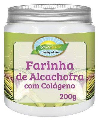 farinha de alcachofra c/ colageno