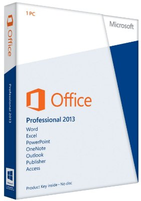 Microsoft Office 2013 Pro-Plus 32/64 Bits Original + Nota Fiscal