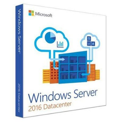 Microsoft Windows Server 2016 Datacenter - Licença Original + Nota Fiscal