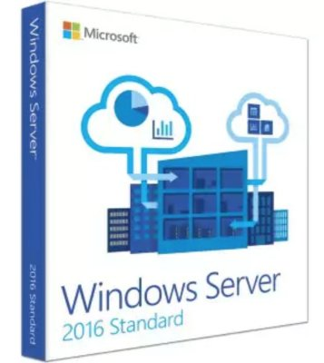Microsoft Windows Server 2016 Standard - Licença Original + Nota Fiscal