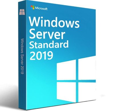 Microsoft Windows Server 2019 Standard - Licença Original + Nota Fiscal