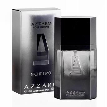 Night Time Masculino Eau de Toilette- Azzaro 100 ml