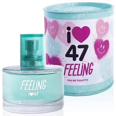 Perfume 47 Street Feeling Eau de Toilette Feminino