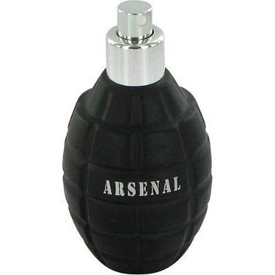 Arsenal Black Masculino Eau de Parfum