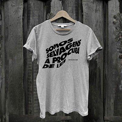 Camiseta Unisex Somos Selvagens