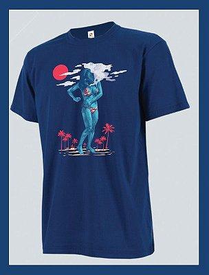 Camiseta Unissex Praieiro