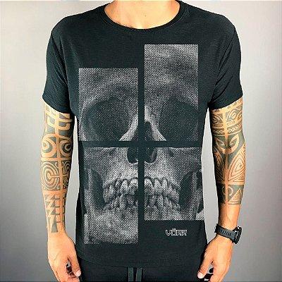 T-Shirt Balck Skull