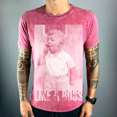 T-Shirt The Boss