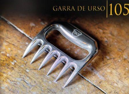 GARRA DE URSO  SG 6 DENTES