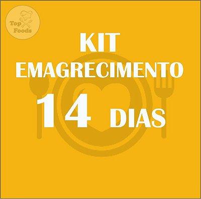 KIT EMAGRECIMENTO 14 DIAS