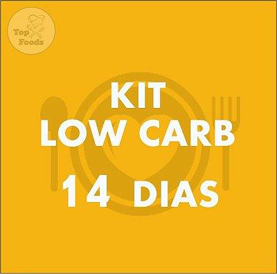 KIT LOW CARB 14 DIAS