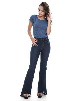 Calça Jeans Super Flare - Lemier  FC000568