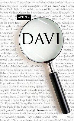 Achei a Davi - Sérgio Franco