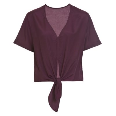 Blusa Nó Grape