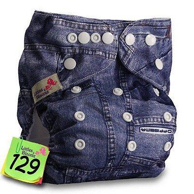 Fralda Jeans