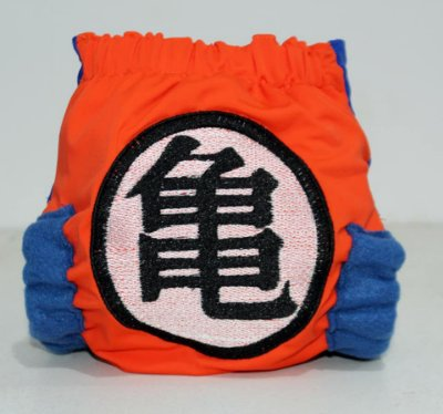 Fralda Goku