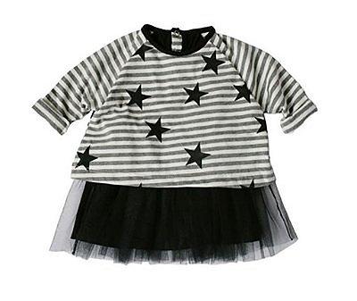 Vestido Infantil Bebê