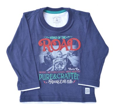 Camiseta Malhão Road