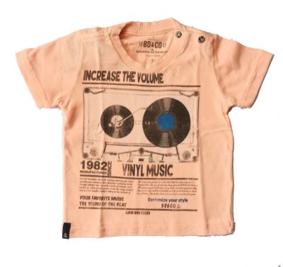 Camiseta Básica Vinyl