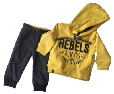 Conjunto Moletom Rebels