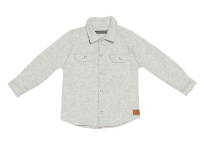 Camisa Teia Cinza