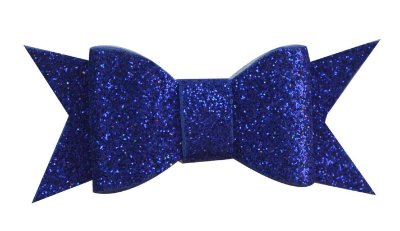 Laço Gravatinha Azul