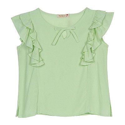 Blusa Valentina Verde
