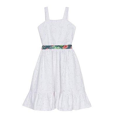 Vestido Yasmin Laise Branco