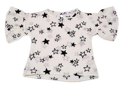 Blusa Manga Estrela