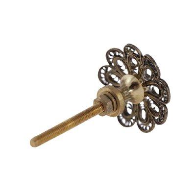 Puxador Porta metal Dourado TA 1536 003119