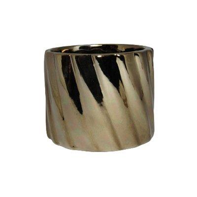 Vaso Cerâmica  TVSO-65 Redondo 6603000610657