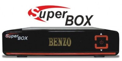 Receptor SUPER BOX BENZO HD