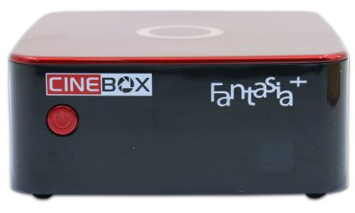 Receptor Cinebox Fantasia x iptv dual 2 ultra hd – ACM lançamento 2017 cinebox