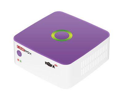 Receptor Cinebox Fantasia Maxx2 Plus com  ACM  Lançamento